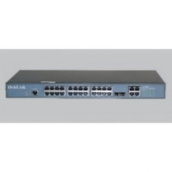 Switch 24 ptos ovislink l2 10