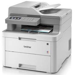 Multifuncion brother laser color dcp l3550cdw a4