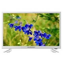 Tv schneider 236pulgadas led hd blanco