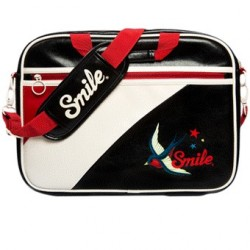 Maletin smile portatil laptop bag pin up
