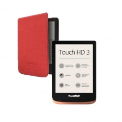 Pocketbook touch hd3 ereader 6pulgadas 16gb